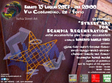Mostra Ischia Street Art - For Scampia Regeneration