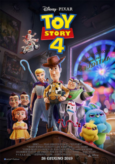 Toy Story 4 (Tre Spettacoli)