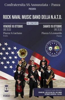 Rock Naval Music Band della N.A.T.O