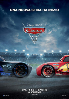 Cars 3 (3 Spettacoli) (Cartoon) (3D)