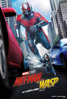 Ant-Man and the Wasp (2 Spettacoli) (3D)