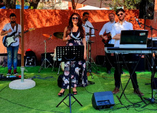 Personal in concerto a Fontana