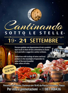 Andar per cantine: Cantinando sotto le stelle