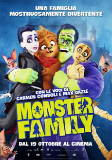 Monster Family (Spettacolo unico)