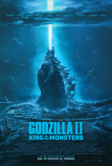 Godzilla II - King of the Monsters (Tre Spettacoli)