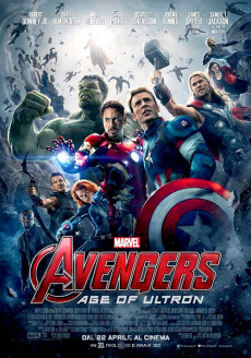Avengers - Age of Ultron (2 spettacoli)