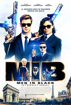 Men in Black: International (Due Spettacoli)