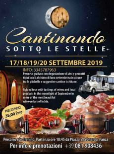 Andar per cantine 2019 - Cantinando sotto le stelle