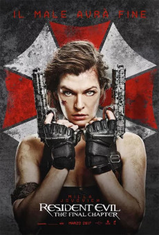 Resident Evil: The Final Chapter (3 spettacoli)