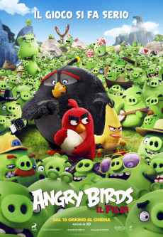 Angry Birds (unico spettacolo)
