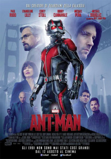Ant-Man (3 spettacoli)