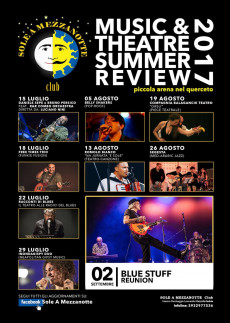 Music & Theatre Summer Review 2017