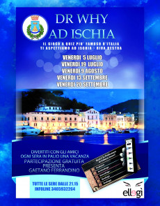 Dr Why ad Ischia