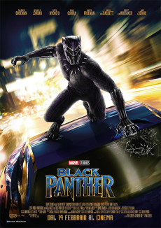 Black Panther (3 Spettacoli)