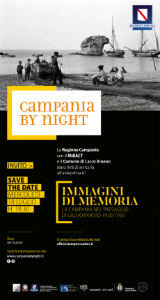 "Campania by Night: ""Immagini di Memoria"""