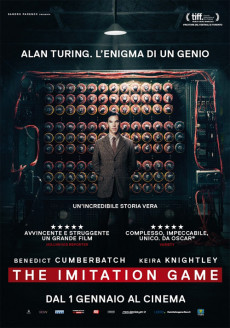 The imitation game (3 spettacoli)