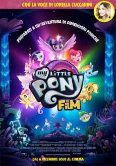 My Little Pony: Il film (Spettacolo unico) (Cartoon)