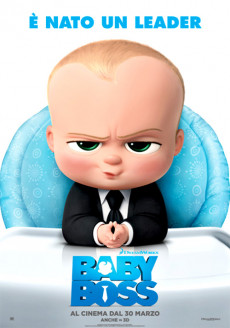 Baby Boss (Spettacolo unico) (Cartoon)