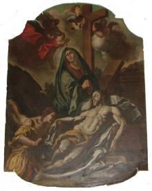 Chiesa di S.Francesco Saverio Cuotto Ischia-pieta'