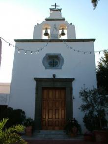 Chiesa di S.Francesco Saverio cuotto ischia