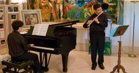 Incontri Musicali ai Giardini la Mortella